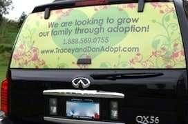 Adoption Marketing Blitz