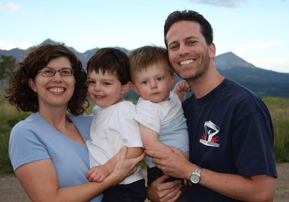 2008 Family Photo