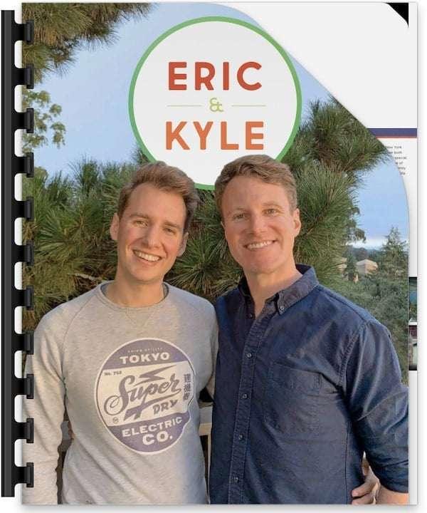 Eric & Kyle Adoption Profile Cover