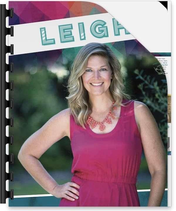 Leigh Adoption Profile Cover
