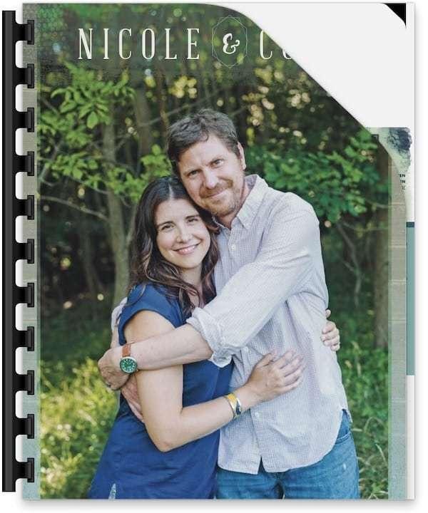 Nicole & Colin Adoption Profile Cover
